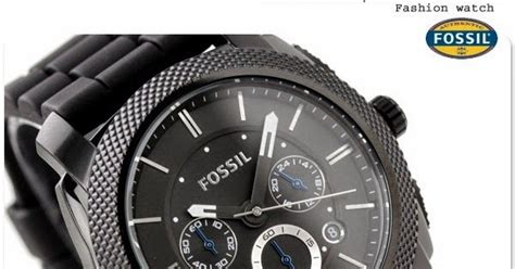 Jam Tangan Fossil Fs66 4 fossil supplier jam tangan ori harga distributor