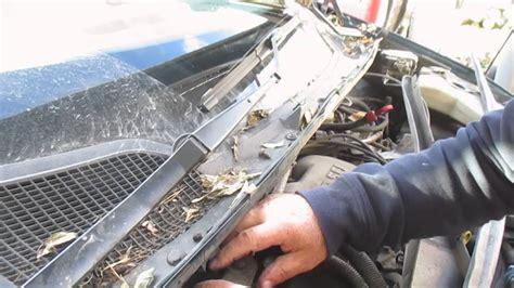 manual repair free 2000 pontiac montana windshield wipe control wiper parking adjustment in 2003 pontiac montana youtube