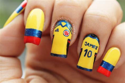 imagenes de uñas decoradas de colombia 2015 decoraci 243 n de u 241 as colombia colombia nail art youtube