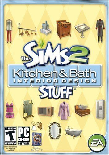 The Sims 2 Kitchen And Bath Interior Design The Sims 2 Kitchen Amp Bath Interior Design Stuff Pc