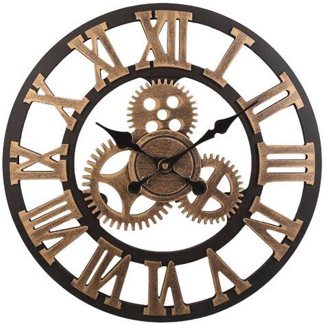 decorative clock soledi vintage clock european retro vintage handmade 3d