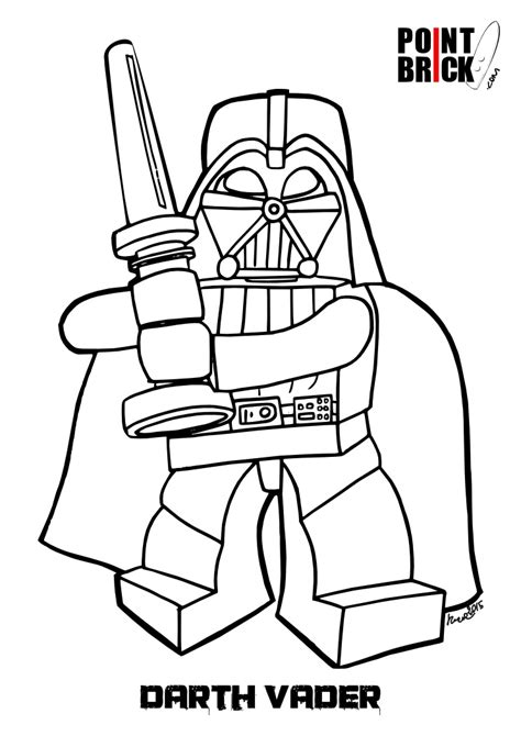 lego wars coloring pages darth vader disegno di lego darth vader da colorare coloring pages