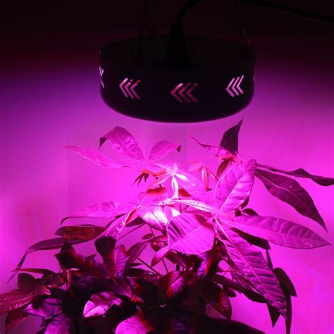 1pcs ufo 150w led grow light uv ir white 660nm aquarium