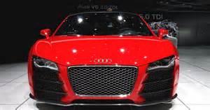 Audi V12 Diesel Audi R8 V12 Tdi Lemans Concept Carnoise