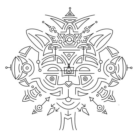 cool abstract coloring pages 5363 best images about coloring pages drawings on