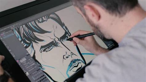 become a better comic book artist with this new app