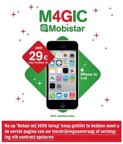Casing Iphone 5c Promo M E mobistar iphone 5c 8gb wit of blauw cashback myshopi