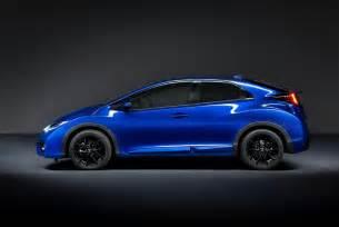 updated 2015 honda civic hatchback unveiled forcegt