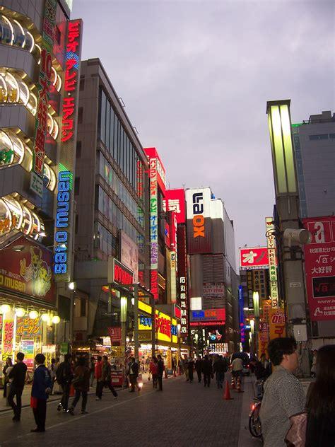 imagenes de japon ciudad ciudad de akihabara japon taringa