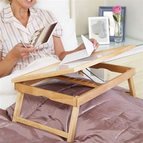 wood bed tray table wooden bed tray with legs low prices