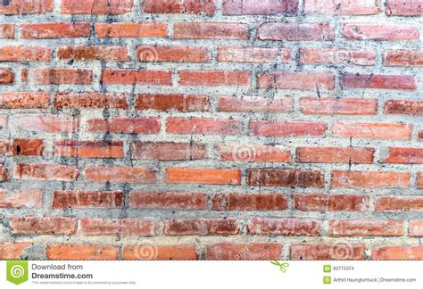 interior layout vignette time red brick wall texture grunge background stock photo