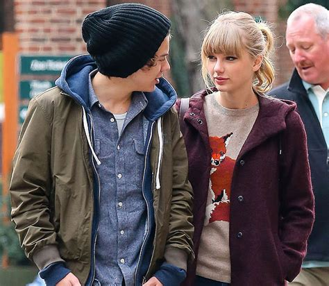 taylor swift es harry styles taylor swift may finally have found a worthy boyfriend in