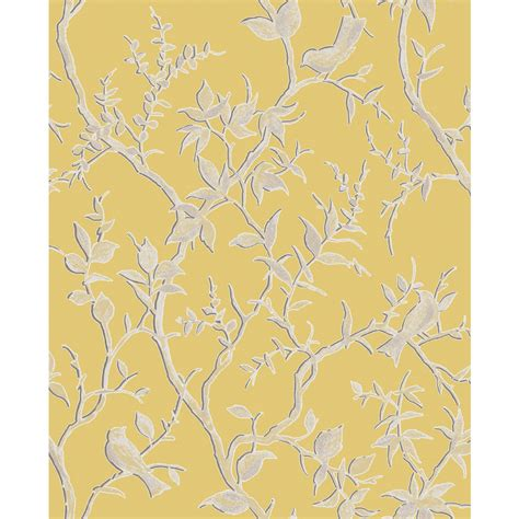 gold wallpaper wilkinson superfresco easy wallpaper laos trail yellow and gold at