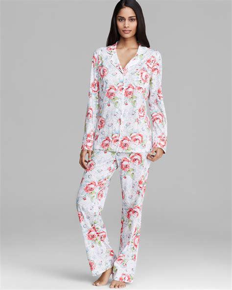 Burberry Pajamas 2 Set carole hochman floral pajama set bloomingdale s