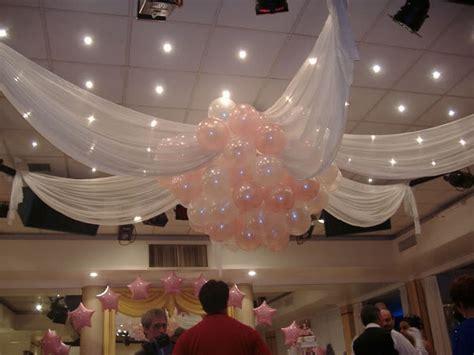 decoraci 211 n bautizo en rosa y blanco trendy children blog decoraci 243 n con globos para tu fiesta