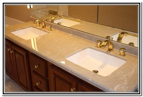 Custom Made Bathroom Vanity Tops Custom Bathroom Vanity Tops Home Design Ideas