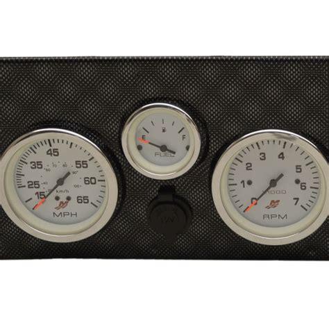 boat dash gauges lund 2088954 pattern 20 3 4 x 7 in boat gauge dash panel w