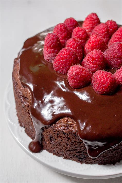 chocolate raspberry recipes double chocolate raspberry cake recipe dishmaps