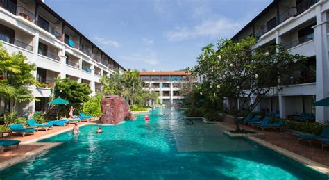 banthai resort map banthai resort patong thailand booking