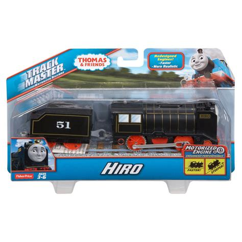Fisher Price And Friend Seri Hiro fisher price friends trackmaster motorized hiro