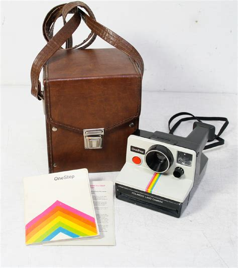 Vintage Instant 1 polaroid one step rainbow instant land vintage with and 30 01 picclick
