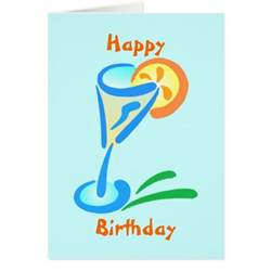 happy birthday cards for adults zazzle