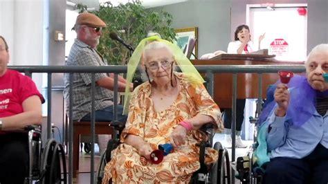 at the nursing home w geraldine hickerson