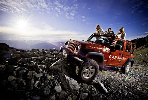 Jeep Adventures Jeep 4x4 Tours Whistler Road Tours