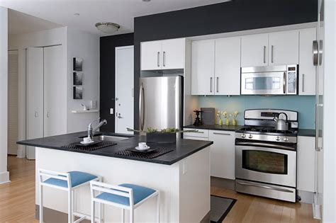 Plain White Kitchen Cabinets Decor Kitchen Astounding Black And White Kitchen Eat In