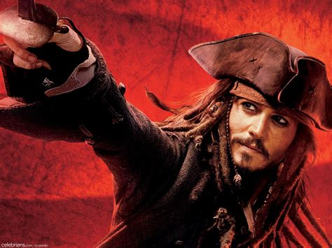 latest hollywood hottest wallpapers johnny depp jack sparrow jack sparrow johnny depp s movie characters photo
