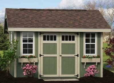 garden sheds  yoder barns storage mifflinburg pa