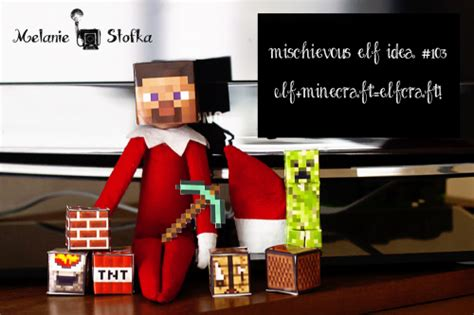 elf on the shelf minecraft santa printable tye the elf author at elf on the shelf letters page 2 of 4