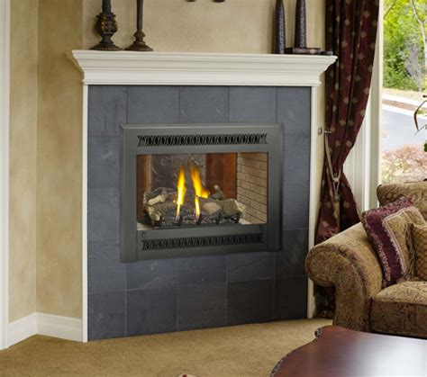 Fireplace Extrodinaire by 864 See Through Big Ash