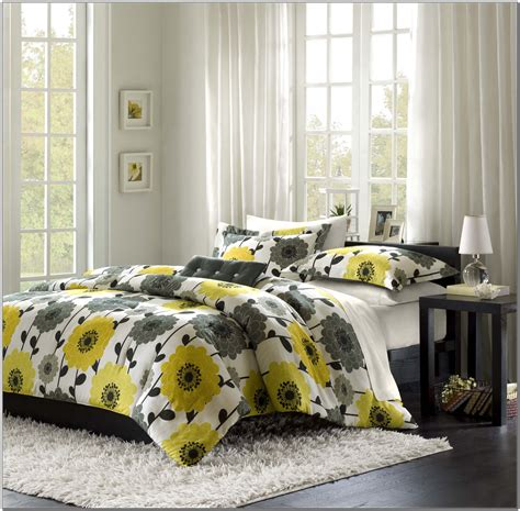 bedding at kohl s yellow and grey bedding kohl s download page home design