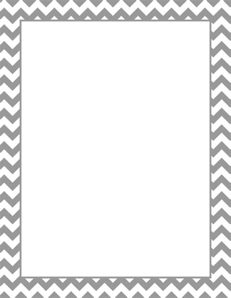 black chevron border template www imgkid com the image