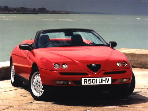Alfa Romeo Spider Review by 2014 Alfa Romeo Spider Review Top Auto Magazine