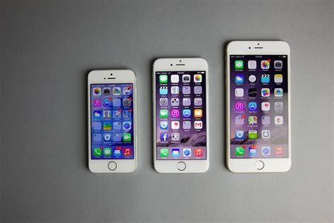 Iphone Comparison Iphone 6 Vs Iphone 5 Comparison Guide Recomhub