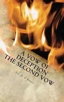 vow of deception ministry of curiosities books a vow of deception the second vow by h o bones