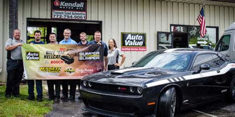 aftermarket auto parts alliance announces myplace4parts give em hellcat sweepstakes - Bosch Hellcat Giveaway