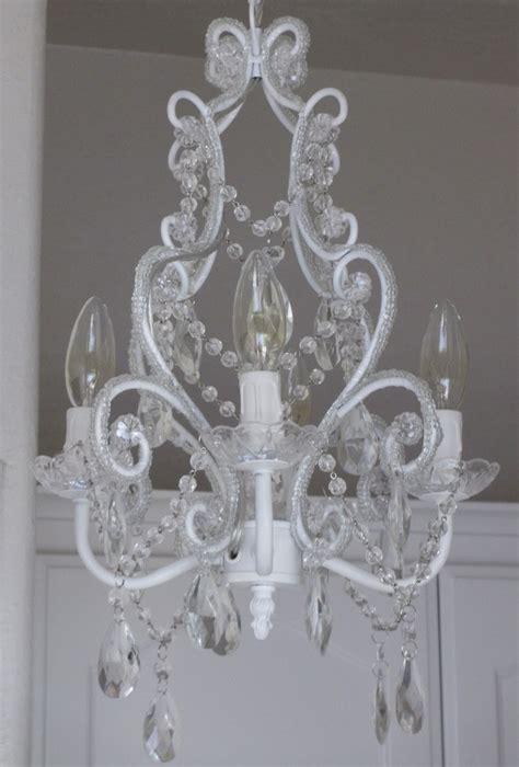 Small Shabby Chic Chandelier Best 25 Shabby Chic Chandelier Ideas On