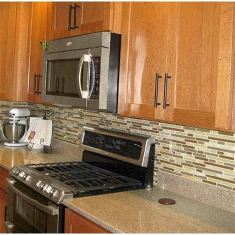 free backsplash sles simple changes without paint for builder grade kitchen