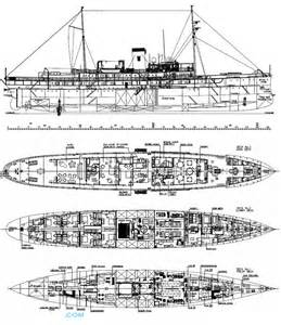 Luxury Cabin Plans by Ss Delphine Layout Great Lakes Engineering