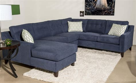 Navy Blue Sectional Sofa 20 Inspirations Of Navy Blue Sectional Sofa