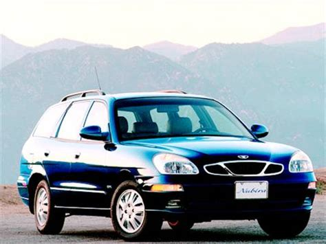 blue book used cars values 2002 daewoo nubira electronic throttle control 2001 daewoo nubira cdx wagon 4d pictures and videos kelley blue book