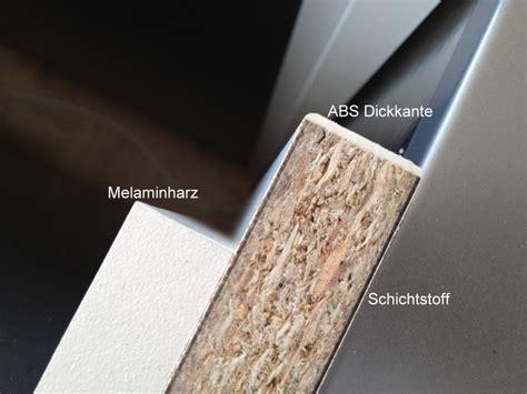 Spanplatte Beschichtet Lackieren by Fronten F 252 R K 252 Chen Materialkunde Zur K 252 Chenfertigung