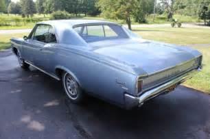 1966 Pontiac Tempest For Sale by 1966 Pontiac Tempest Custom All Original For Sale