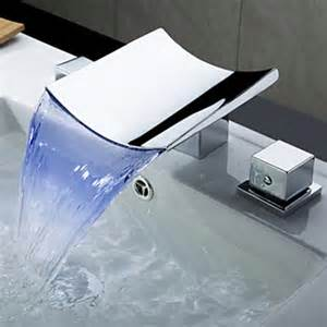 faucet waterfall waterfall bathroom faucets for modern bathroom sink