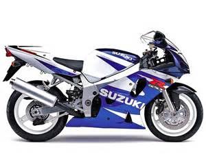 Suzuki 600 R Suzuki Gsx R 600 K1 K2 K3 2001 2003