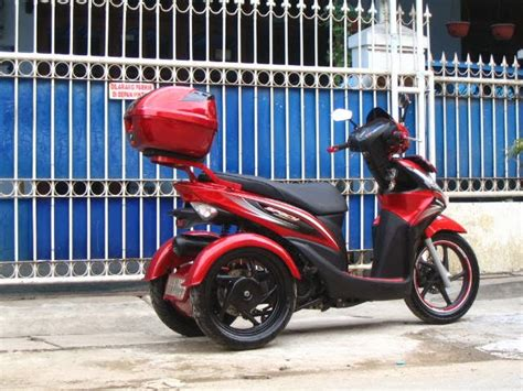 Modification Motor Spacy by 3 Konsep Modifikasi Honda Spacy Ridergalau