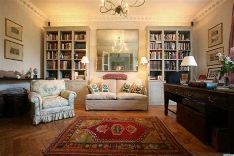 home interior book how decorating with books personalizes a home huffpost